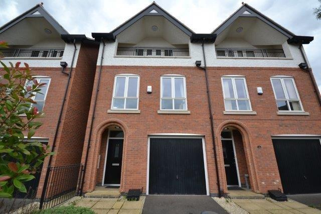3 Bedrooms Property for sale in Barradale Court, Leicester